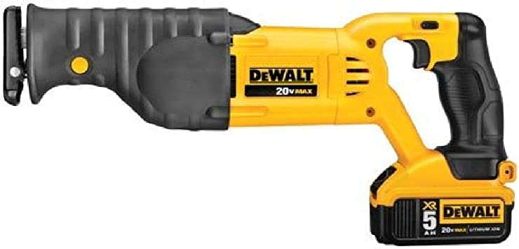 DEWALT DCS380P1 Reciprocating Saws product image 1