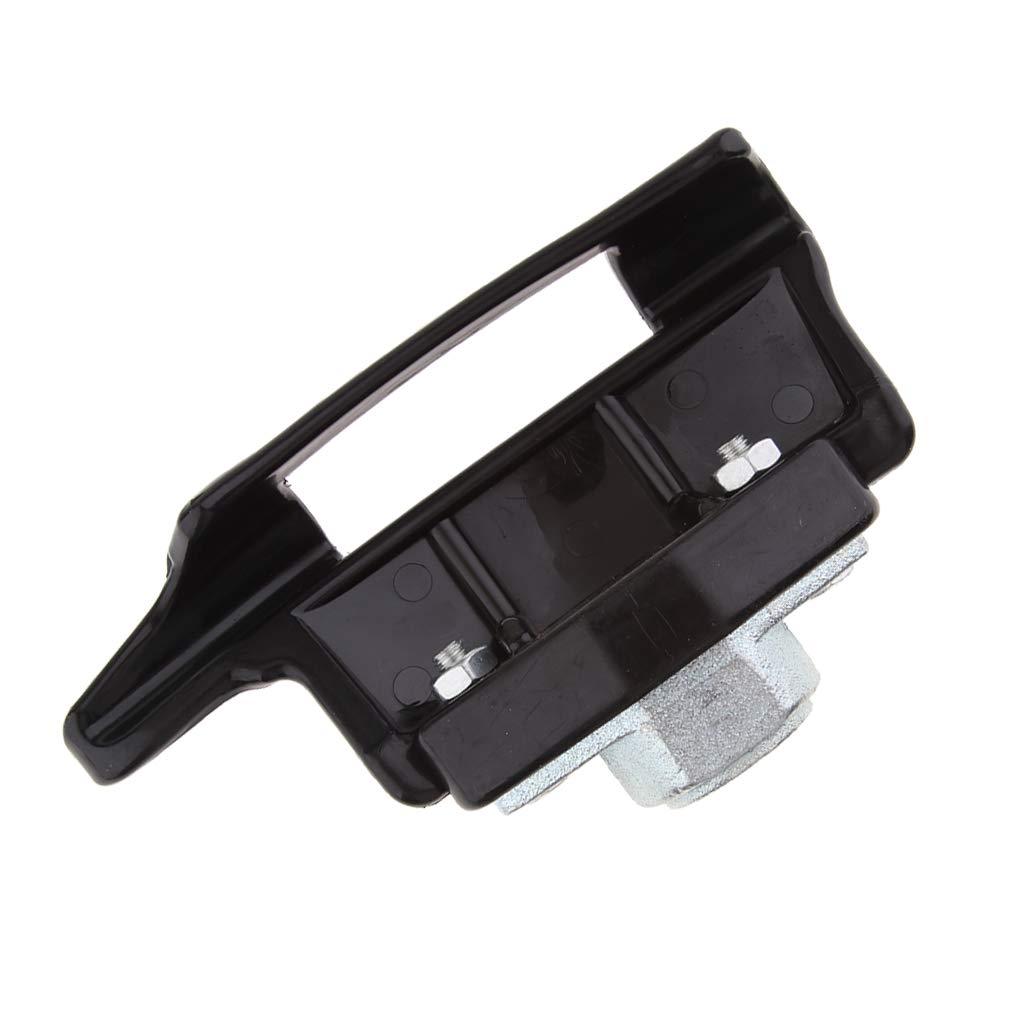 Homyl Wulstniederhalter Wulstniederdr/ücker Wulsthalter Tool f/ür die Reifenmontage Reifenmontagehilfe Schwarz 30mm