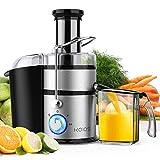 KOIOS Centrifugal Juicer Machines, Juice Extractor