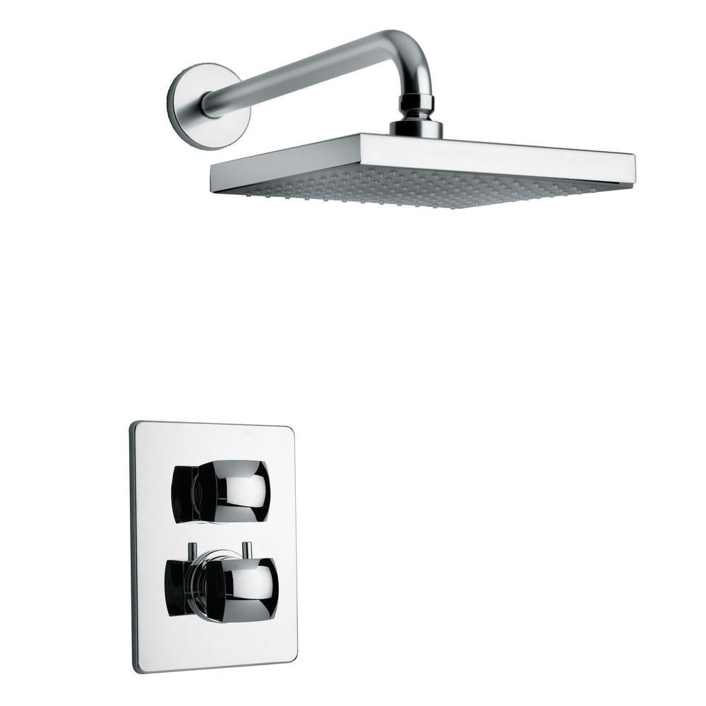 LaToscana SHOWERLACP2 La Toscana Lady Hand Shower Combination 2 by La Toscana