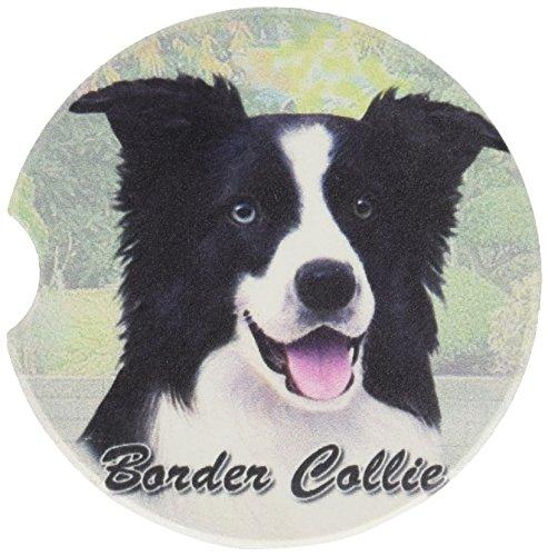 E&S Pets Border Collie Coaster, 3