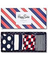 Happy Socks Men's Gift Box Sets 4 Pack