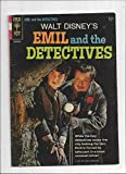 #3: Walt Disney's Emil and the Detetctives/Silver Age Gold Key Comic Book/FN