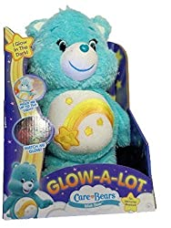 Care Bears Glow-a-lot Wish Plush By Care Bears