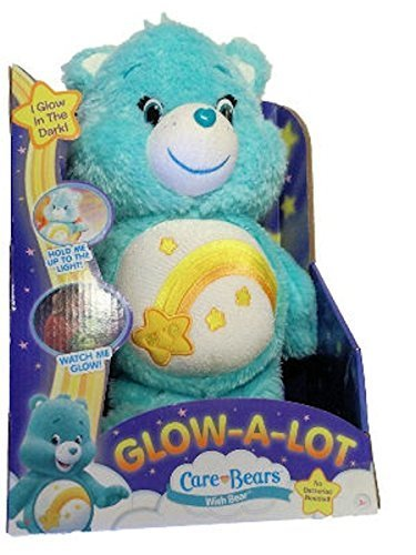 Care Bears Glow-A-Lot Wish Plush by Care