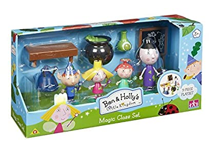 Amazon.com: Ben & Holly s Little Kingdom mágico clase Set ...