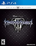 Kingdom Hearts III - PlayStation 4 Deluxe Edition: more info