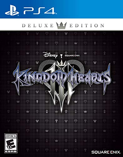 51PdtxRI4mL - Kingdom Hearts III - PlayStation 4 Deluxe Edition