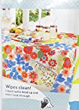 Indoor/Outdoor Tablecloth,Poly