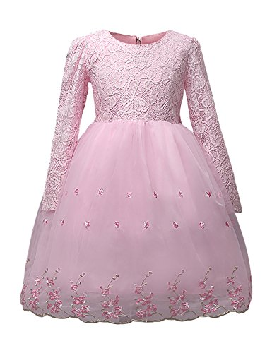 NNJXD Sleeve Floral Tulle Princess product image