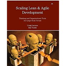 [(Scaling Lean and Agile Development: Thinking and Organizational Tools for Large-Scale Scrum )] [Author: Craig Larman] [Jan-2009]