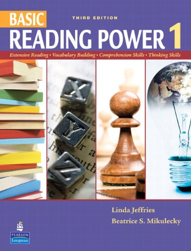 Basic Reading Power 1, 3rd Edition: Extensive Reading, Vocabulary Building, Comprehension Skills, Thinking Skills - Longman Dictionary Basic