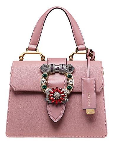518602bc7071 Jual LA FESTIN Ladies Cute Bags Dazzling Jewels Shoulder Chain Purse ...