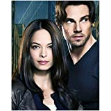 Beauty and the Beast with Kristin Kreuk as Catherine and Jay Ryan 8 x 10 Inch Photo
