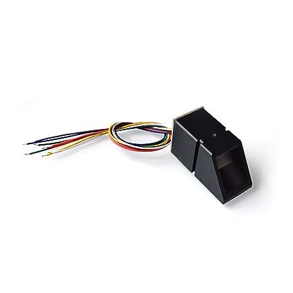 Amazon com: S-Smart-Home - AS608 Fingerprint Reader Sensor