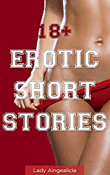 18+ Erotic Short Stories: Erotica Romance Anthology
