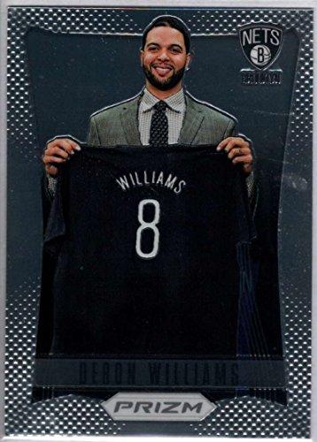 (2012-13 Panini Prizm #7 Deron Williams Nets NBA Basketball Card NM-MT )