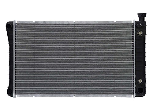 618 RADIATOR FOR CHEVY GMC FITS CK SERIES 1500 2500 3500 4.3 5.7 5.0 V6 (C2500 Suburban Radiator)