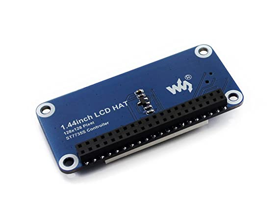 ... Interface Direct-pluggable onto Raspberry Pi 2B/3B/3B+/Zero/Zero W with Examples for Raspberry Pi/Arduino/STM32 Driver ST7735S: Computers & Accessories