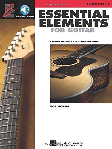 Essential Elements for Guitar - Book - Elements Book Essential Guitar