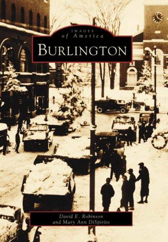BURLINGTON (Images of America)