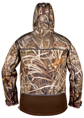 92996021da9cb Amazon.com: Stormr Men's Stealth Jacket, Realtree Max-4, Small - Hunting,  Camouflage & Camo Hunting Gear: Clothing