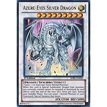 Yu-Gi-Oh! - Azure-Eyes Silver Dragon (SDBE-EN040) - Structure Deck: Saga of Blue-Eyes White Dragon - Unlimited Edition - Ultra Rare by Yu-Gi-Oh!