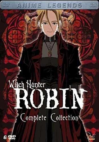 Witch Hunter Robin-Complete [Import allemand]