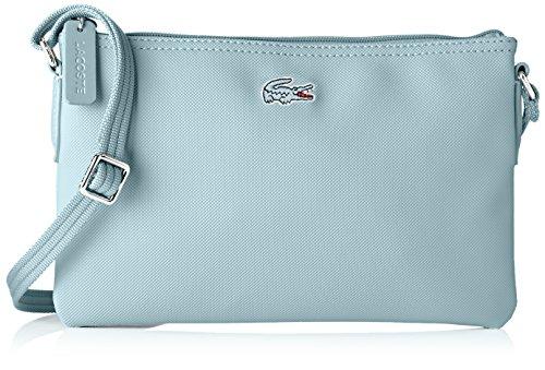 Lacoste L1212 Concept - Bolso bandolera Mujer Azul (Sterling Blue 987)