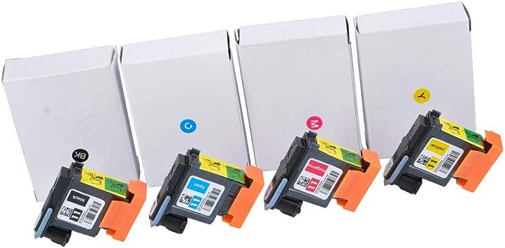 Cabezal de impresión Compatible HP11 C4810A C4811A C4812A C4813A ...