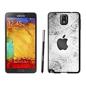 NEW Custom Designed For SamSung Note 3 Case Cover Phone With Thank You Steve Logo_Black Phone