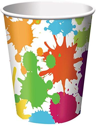Art Party 9oz Paper Cups