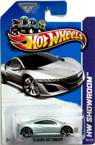 Hot Wheels 2013 HW Showroom '12 2012 Acura NSX Concept - Acura Nsx Hot Wheels