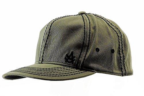A. Kurtz Men's Jones Baseball Cap, Olive, One (A Kurtz Spandex Hat)