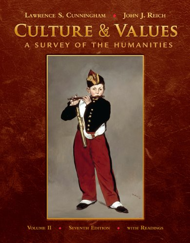 2: Culture and Values, Volume II: A Survey of the Humanities with Readings (with Resource Center Printed Access Card)