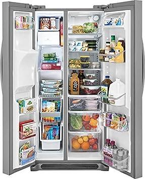2-Pack 240323002 Refrigerator Clear Door Bin Replacement for Frigidaire FRS6L7EFS0 Refrigerator Compatible with 240323002 Door Bin UpStart Components Brand