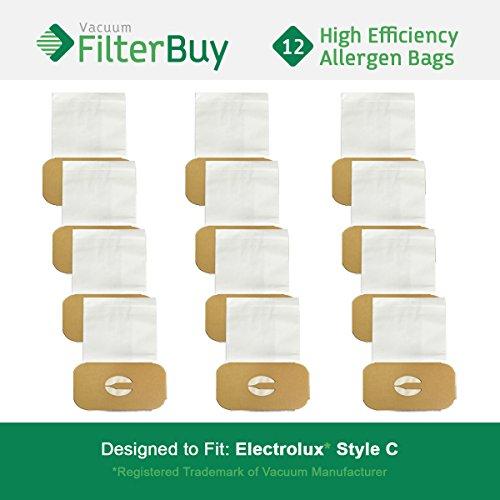 vacuum cleaner bags electrolux c - 6