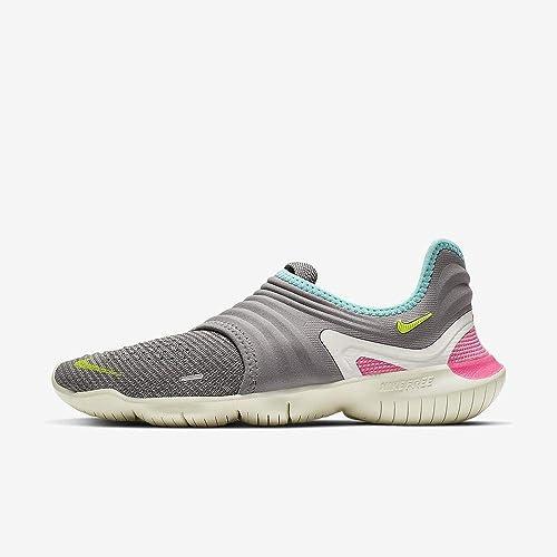 huge discount 76e45 d1bcb Amazon.com   Nike Womens Free Rn Flyknit 3.0 Womens Aq5708 ...