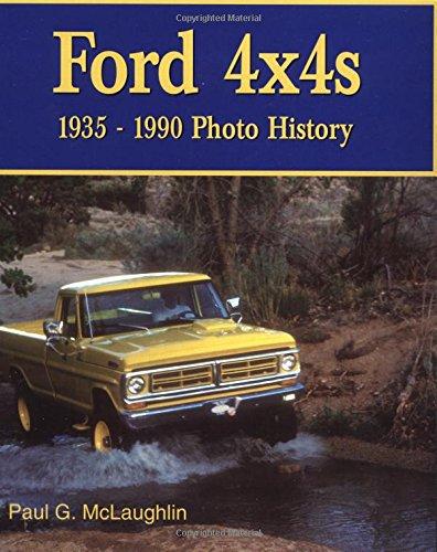 Download Ford 4x4s 1935-1990 Photo History pdf epub