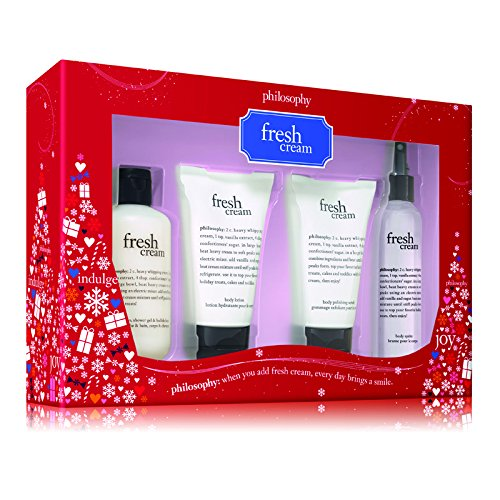 Philosophy Fresh Cream 4 Piece Set