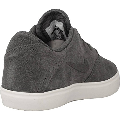 002 summit dark Bambino Check White Nike Skateboard Sb Grey Scarpe black Multicolore ps dark Suede Da Grey n1FawWFq5