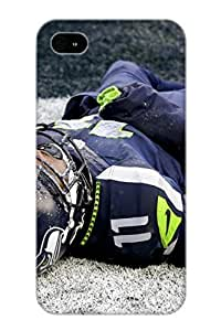 Mathewramon Usprmm-4194-tdnvilt Case For Iphone 4/4s With Nice Seattle Seahawks Football Nfl 7 Appearance by runtopwell