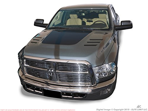 dodge ram decals for trucks hoods - 8