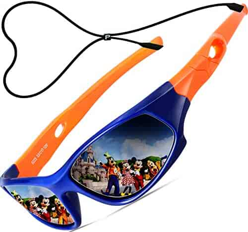 7dd06678d82 ATTCL Kids Hot TR90 Polarized Sports Sunglasses For Boys Girls Child Age 3 -12