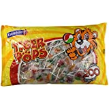 Tiger Pops Original Assorted Fruit Flavor - 200 Pops Bag (70.5 oz)
