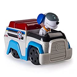 Paw Patrol Robo Dogpatroller Racer Vehicle