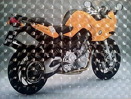 NiceLook BMW Bike 3D Design Laptop Skin - Buy NiceLook BMW