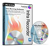 Infra Recorder - Easy CD & DVD Burning Software Suite (PC) - BOXED AS SHOWN