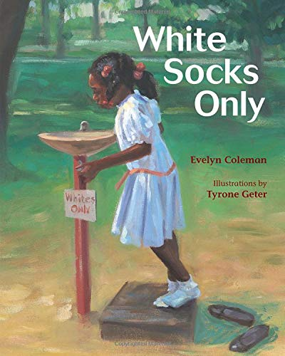 White Socks Only (Albert Whitman Prairie Paperback)