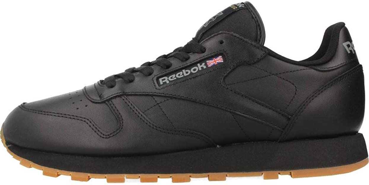 Reebok Cl Lthr, Zapatillas de Trail Running para Hombre: Amazon.es ...